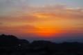 [風景写真]夕焼け