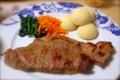 [食べ物]ビーフステーキ