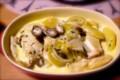 [食べ物]鱈のココナッツ煮