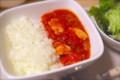[食べ物][自炊]鶏肉の狩人風(ポッロ・アッラ・カチャトーラ)
