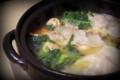 [食べ物][自炊]とんこつしょうゆ鍋