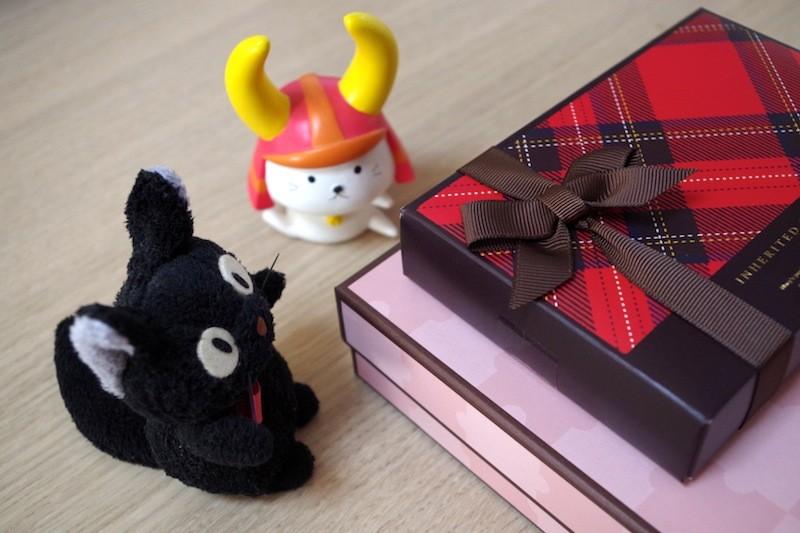 バレンタインデーのチョコレート2015