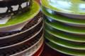 [食べ物]回転寿司(食後のお皿)