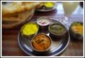 [食べ物]ネパール料理やさんのカレーセット