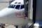 日本トランスオーシャン航空機