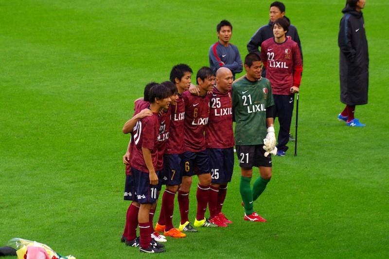 2015年07月05日、合同引退試合
