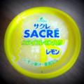 [食べ物]サクレのレモン味