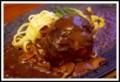 [食べ物]モンブランのハンバーグ