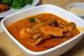 [食べ物]ベリンバウの魚介のトマトココナッツ煮
