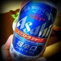 [酒]アサヒスーパードライ エクストラシャープ