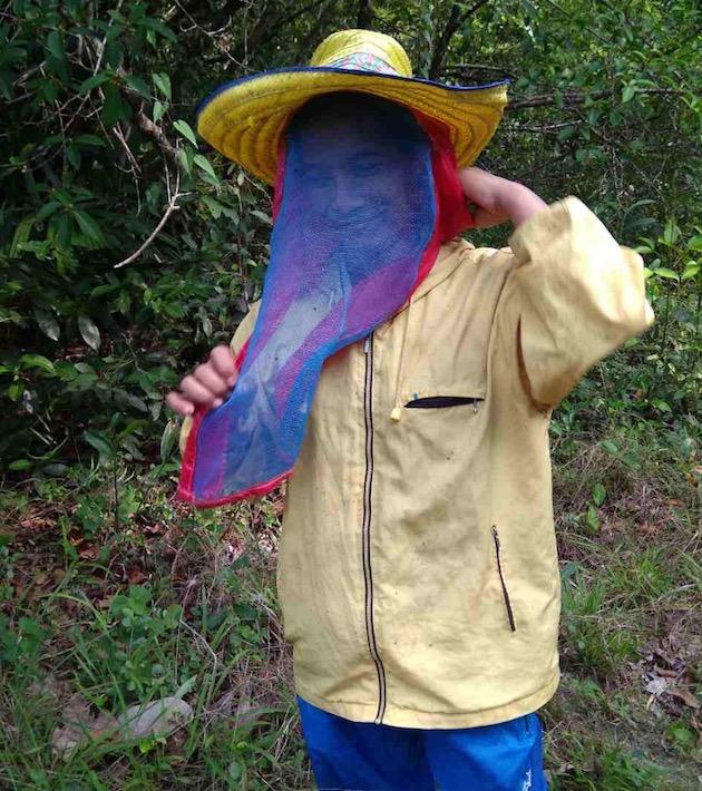 タイ チャンタブリ県のハリナシミツバチ養蜂農家 photo by 認定NPO法人テラ・ルネッサンス