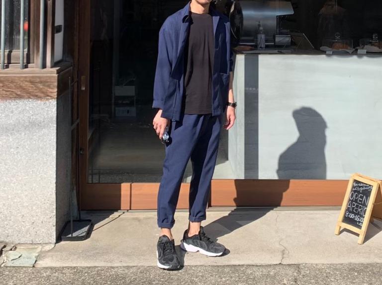 シャツジャケット