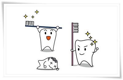 歯を健康に保つ!