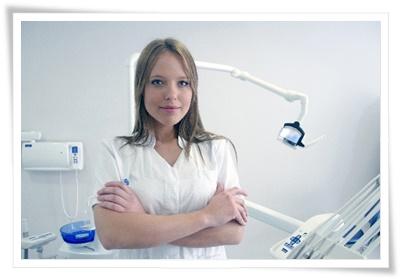 歯医者さんの画像