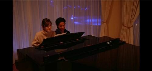 森田紗英さんとピアノ