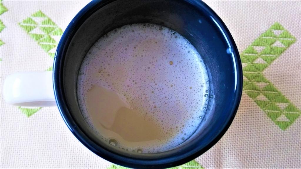 ほうじ茶カプチーノの画像