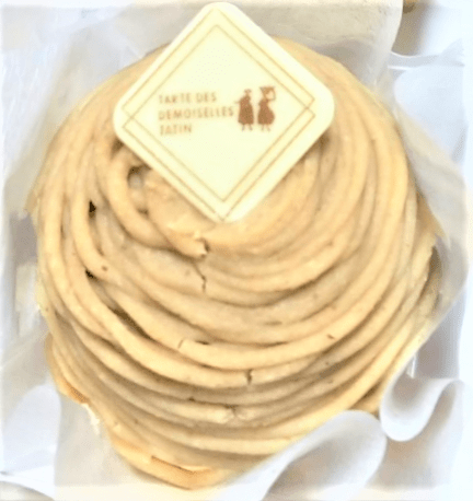 盛岡タルトタタンのモンブランの画像