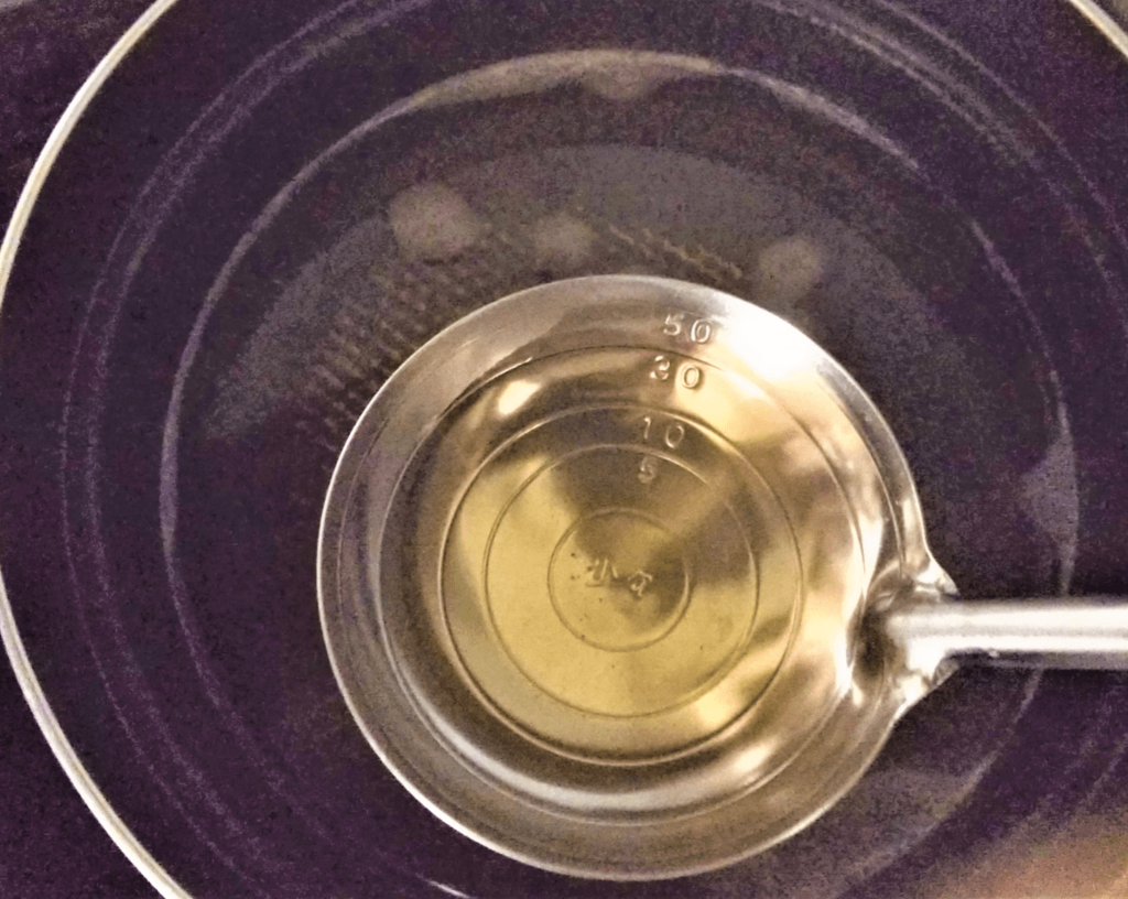 コンビニ茶漬けの出汁の画像