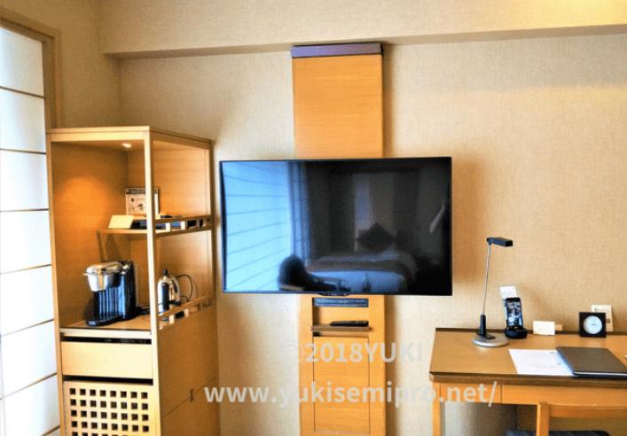 庭のホテル東京の客室の画像