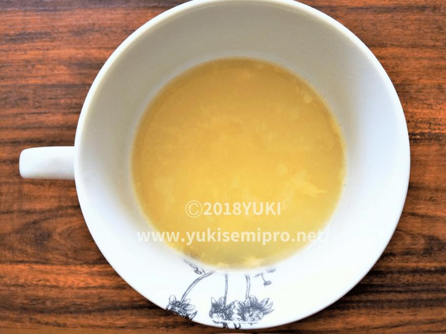 卵スープの画像
