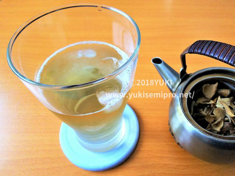 アイス舞茸茶の画像
