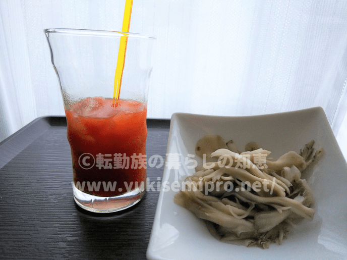 まいたけトマト茶の画像