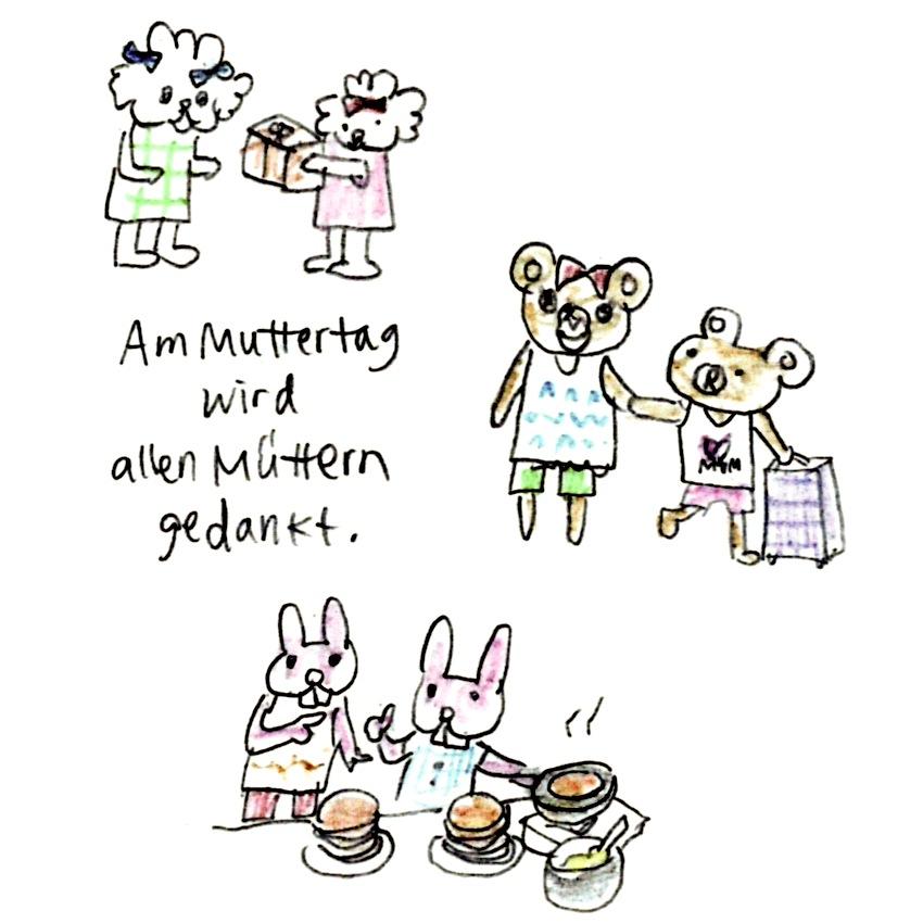 am Muttertag
