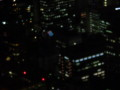 夜のテレビ東京本社社屋