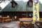 蔵王のチーズ工場横のレストラン