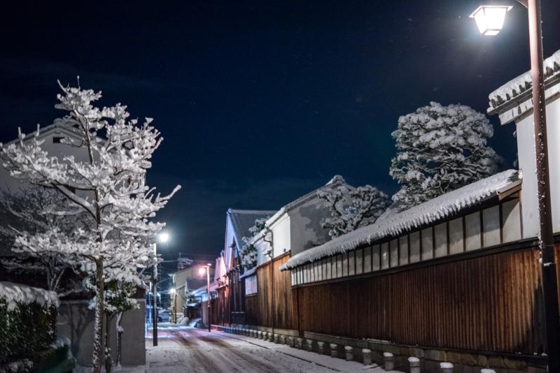 京都新聞写真コンテスト雪景色