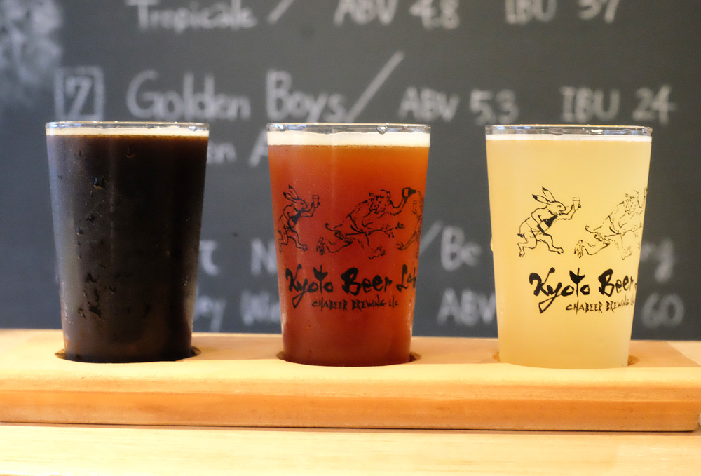 京都のビールが驚きの進化…!京都産のお茶を使ったクラフトビールも飲める「京都ビアラボ」が最高すぎた