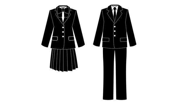 学校の制服