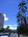 ハワイ ホノルル1