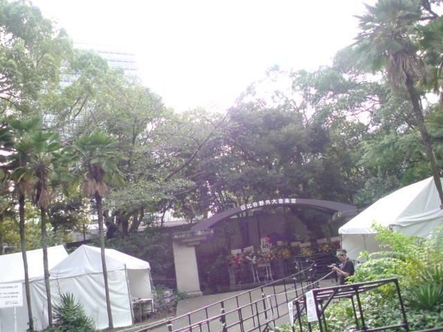 エレファントカシマシ復活の日比谷野外大音楽堂《番外編①》の画像