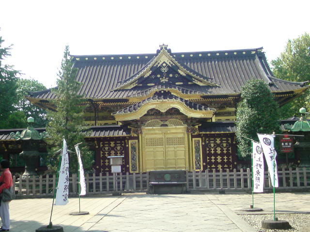 不忍池・上野東照宮の画像