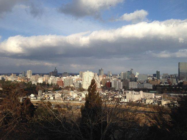 仙台の絶景を一望