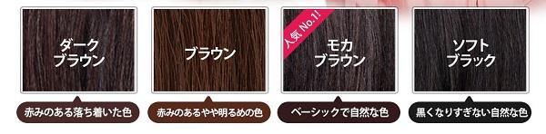 【美容師レビュー】ルプルプは染まるのか、使い方や染め方、ルピルピのカラートリートメントは4種類