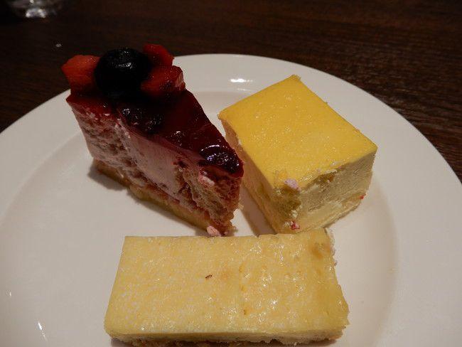 【口コミ&レビュー】ウイルポートの夕食ケーキ