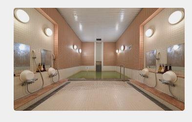 【口コミ&レビュー】ウイルポートのお風呂(大浴場)