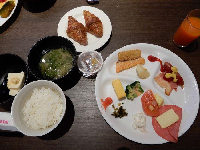 【口コミ&レビュー】ウイルポートの朝食:ラティオ(バイキング、ビュッフェスタイル)