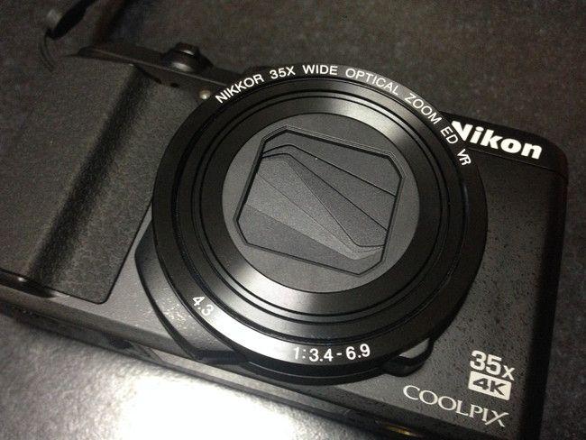 【体験記】Nikon/ニコン、初期不良品の状態:Nikon COOLPIX A900がフリーズする