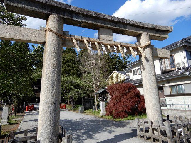 仙台東照宮、御朱印、御朱印張をいただいてきたので紹介、石鳥居は国の重要文化財に指定