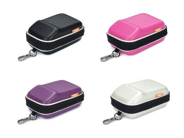 レビュー、SUMAX デジタルカメラケースのカラーバリエーションは4種類