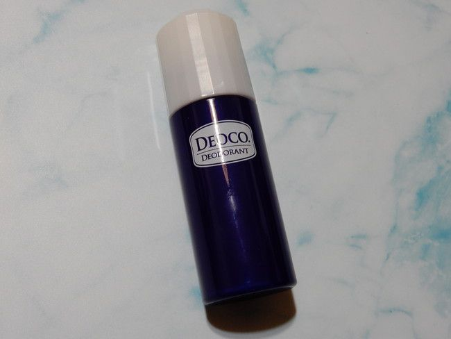 デオコ薬用デオドラント:ロールオンタイプのパッケージ3