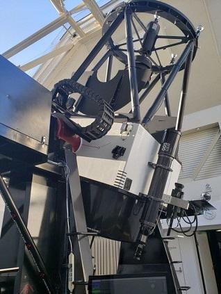 仙台市天文台、ひとみ望遠鏡