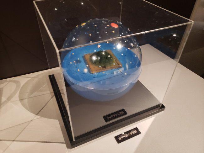 むかし、地球は宇宙はどう考えられていたのか、中国もバビロニアに似ている