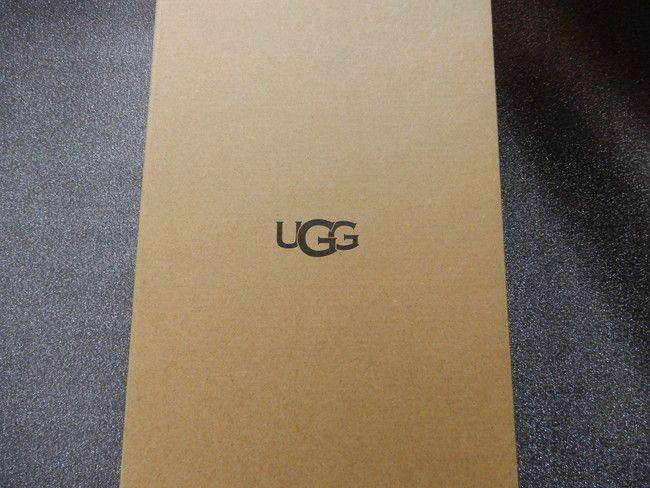 【レビュー】UGG COQUETTE(コケット)を購入してみた! 箱の画像