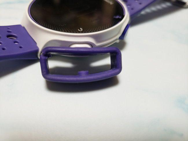 ガーミン純正品のベルトループ(遊環)