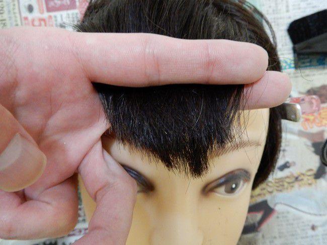 自宅でできる縮毛矯正の簡単なやり方・コツを解説、毛先のアイロンは1~2回