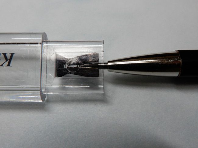 レビュー・感想、芯削り器の使い方